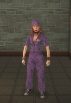 Shaundi - repair - character model in Saints Row 2