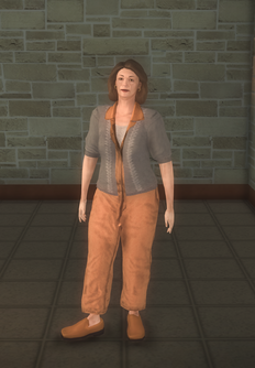 Laura - character model in Saints Row 2