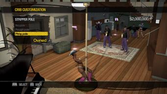 Prison Lighthouse - Crib Customization - Stripper Pole - Pimp pole