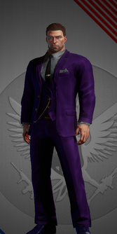 Saints Row IV - Playa preset 1 - male