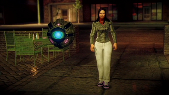 CID in Saints Row IV livestream