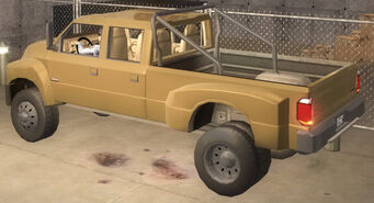 Compensator - rear left in Saints Row 2