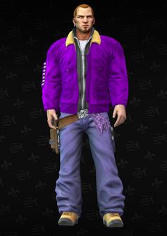 Gang Customization - Saint 8 - Bud - in Saints Row The Third