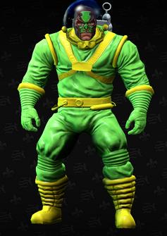 Killbane scifi - killbane spacesuit - character model in Saints Row The Third