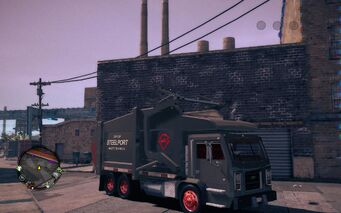 Steelport Municipal - Zin variant - front right in Saints Row IV