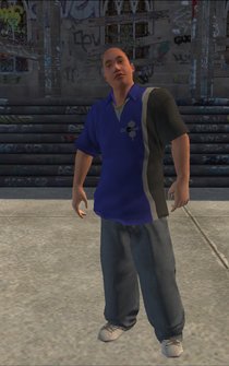Westside Rollerz male Thug1-01 - intro wrb - character model in Saints Row