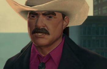 Burt Reynolds SRTT