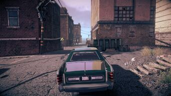 Churchill - rear in Saints Row IV