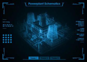 DK SH01 powerplant