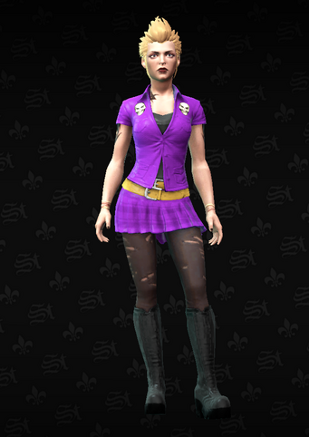 Gang Customization - Punk 3 - Sophia - in Saints Row The Third