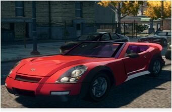 Raycaster - front left in Saints Row The Third