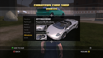 Saints Row Chop Shop - Chinatown - Attrazione