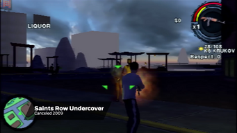 Saints Row Undercover - Gameplay with K8 Krukov
