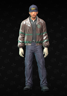 EMT04 - Tom - character model in Saints Row The Third