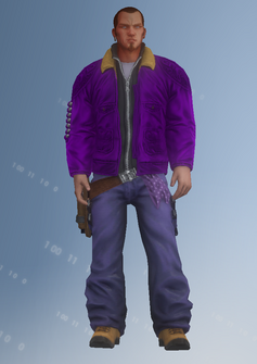 Gang Customization - Saint 8 - Bud - in Saints Row IV