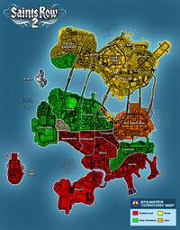 Map territories