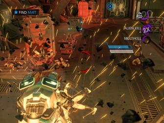 Matt's Back - Find Matt objective with Multi Kill