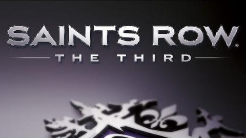 Saints Row The Third - Shock and Awesome Trailer (EN DE Subtitles)