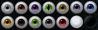 Saints Row The Third Eye Colours