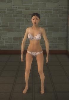 Streaker japan - FUZZ Shaggin Female - character model in Saints Row 2