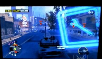 Tank Mayhem in Saints Row The Third