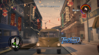 Topher - front in Saints Row 2