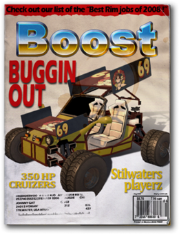 Boost-unlock mongoose