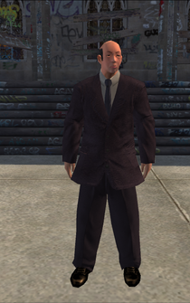 BusinessMan - Asian - character model in Saints Row