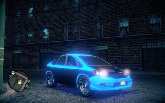 Deckers Solar - front right with lights in Saints Row IV