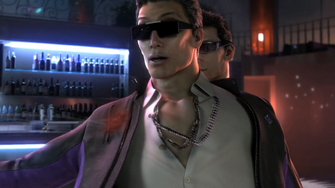 Gat in the Saints Row The Third Power CG trailer