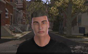 Playa - Saints Row - default Hispanic