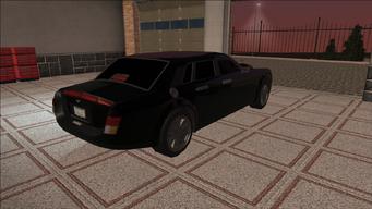 Saints Row variants - Justice - Escort - rear right