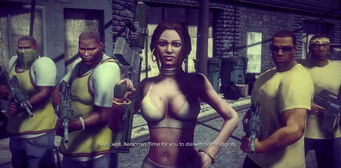 Tanya and Vice Kings in Saints Row IV
