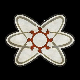 Ultor nuclear logo