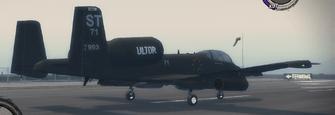 AB Destroyer - rear right