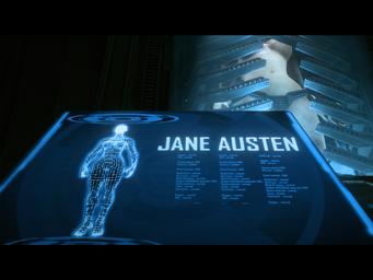 Grand Finale Part Four - Loyalty ending - Jane Austen's name