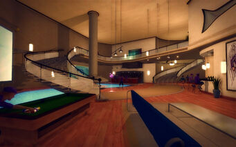 Hotel Penthouse - Ultra Modern - downstairs