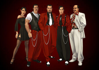 Los Carnales Promo with Luz Avalos, Victor Rodriguez, Hector Lopez, Angelo Lopez, Manuel Orejuela