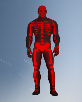 Bundestrojaner character model in Saints Row IV