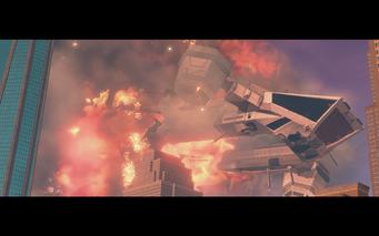 Daedelus explosion