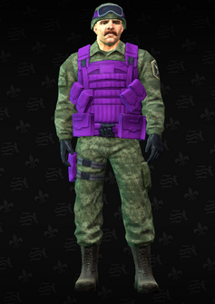 Gang Customization - Guardsmen 1 - Jones - in Saints Row The Third