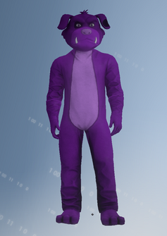 Gang Customization - Mascot 7 - Dog - in Saints Row IV