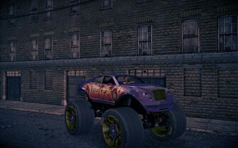 Infuego XL - front right at night in Saints Row IV