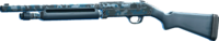 SRIV Shotguns - Semi-Auto Shotgun - Big Game - Blue Camo