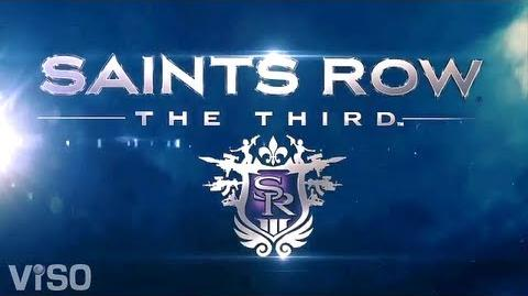 Saints Row The Third - Official Explosive Combat Pack DLC Trailer HD