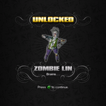 Saints Row unlockable - Homies - Zombie Lin