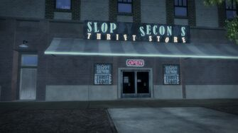 Sloppy Seconds in Cecil Park - exterior