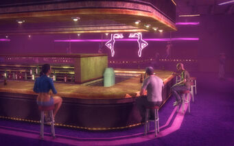 Tee'N'Ay in Saints Row 2 - bar close