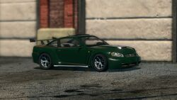 Torch - front right in Saints Row The Third