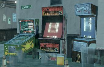 Zombie Uprising 2 machine in Broken Shillelagh